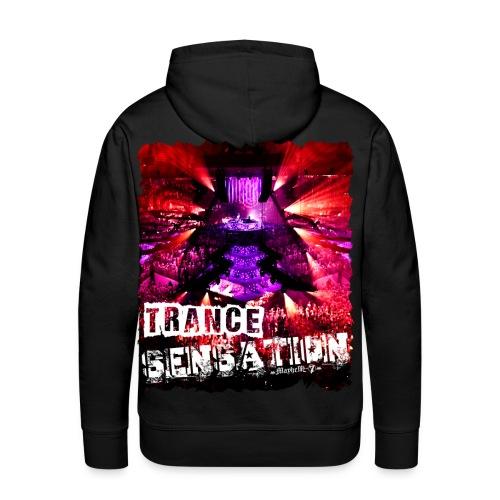 Trance Sensation - Men's Premium Hoodie