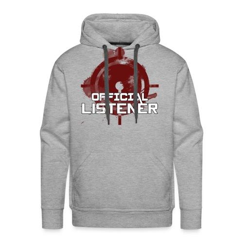 Official Listener Hoodie - Men's Premium Hoodie