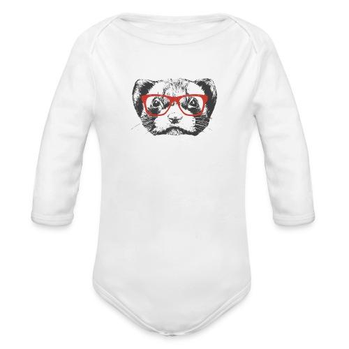 Mörður - Organic Long Sleeve Baby Bodysuit