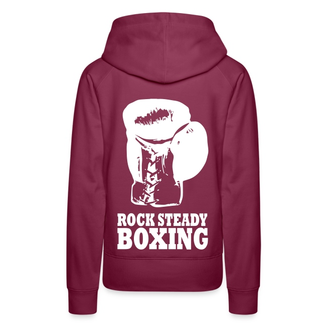 RSB Big Glove Women's Hoodie - Slim Fit