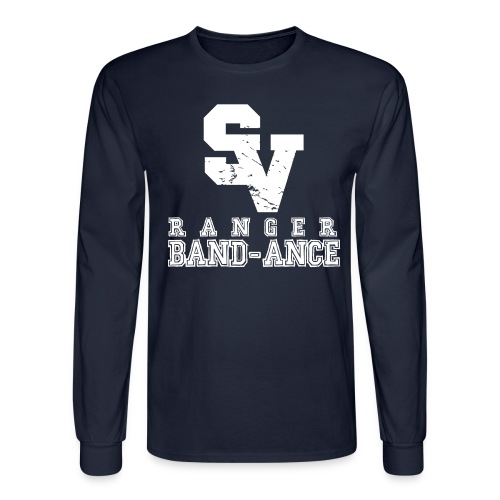 Men's Long Sleeve  Band - ance - T-Shirt - Men's Long Sleeve T-Shirt