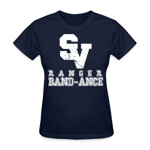 Women's - Band-ance - Short Sleeve - Women's T-Shirt