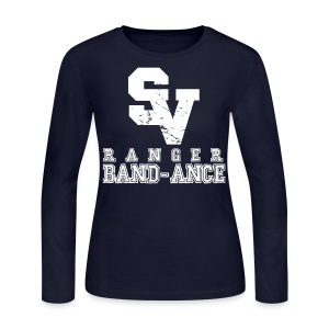 Women's Long Sleeve Band - ance - Jersey T-Shirt - Women's Long Sleeve Jersey T-Shirt