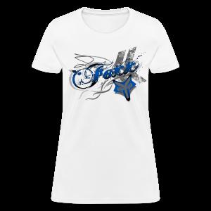 Grunge FOXX Womens - Women's T-Shirt