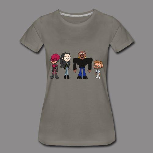 Defenders GO! T-Shirt (Women's) - Women's Premium T-Shirt