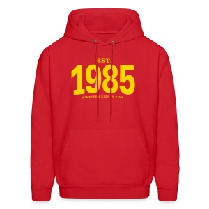 est. 1985 Nineteen Eighty Five - Men's Hoodie