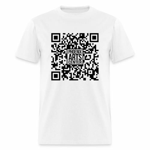 Phoenix Bar Code Men's T-Shirt - Men's T-Shirt