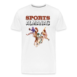 Sports Almanac - Men's Premium T-Shirt