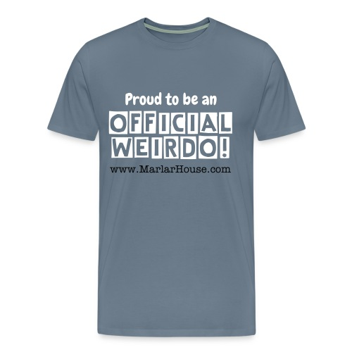 Official Weirdo shirt - Men's Premium T-Shirt