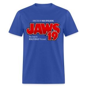 Jaws 19 - Men's T-Shirt