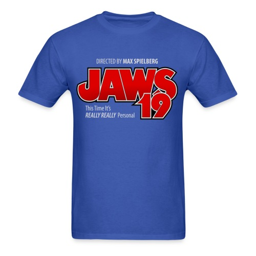Jaws 19 - Men's T-Shirt