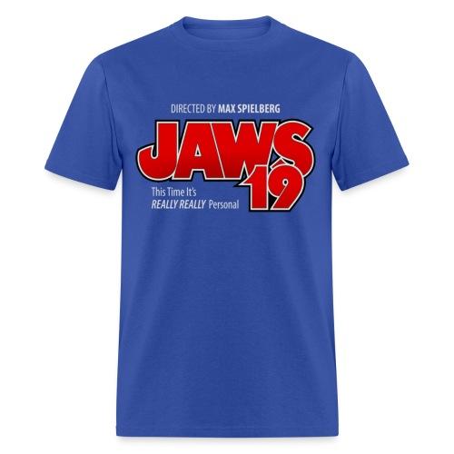 Back to the Future II Jaws 19 Shirt - Men's T-Shirt