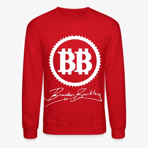 Mens BB Oversized Logo + Arms - Crewneck Sweatshirt