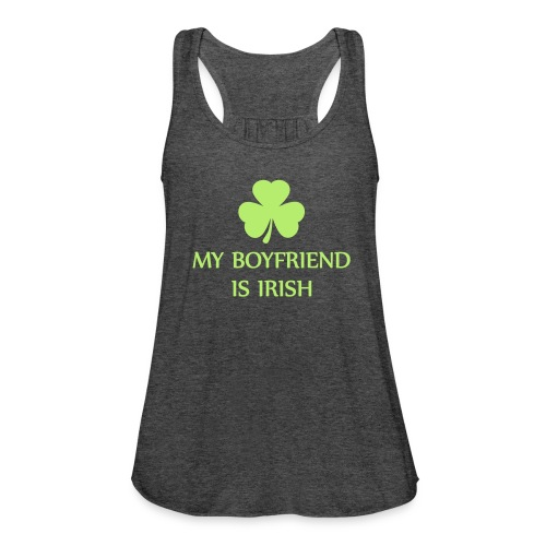 Irish - Niall fans - Women's Flowy Tank Top by Bella