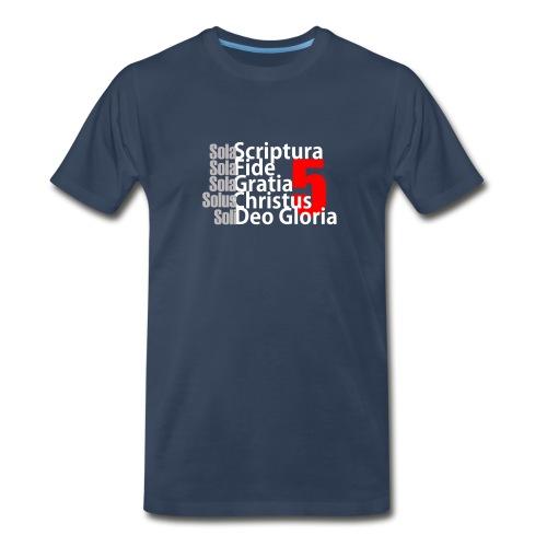 Sola Five - Men's Premium T-Shirt