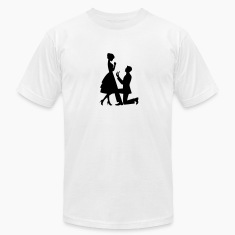 Wedding Proposal (1c)++ T-Shirts