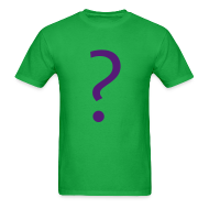 T-Shirts ~ Men's T-Shirt ~ Riddler Simple Tee