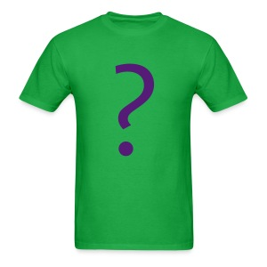 Riddler Simple Tee - Men's T-Shirt