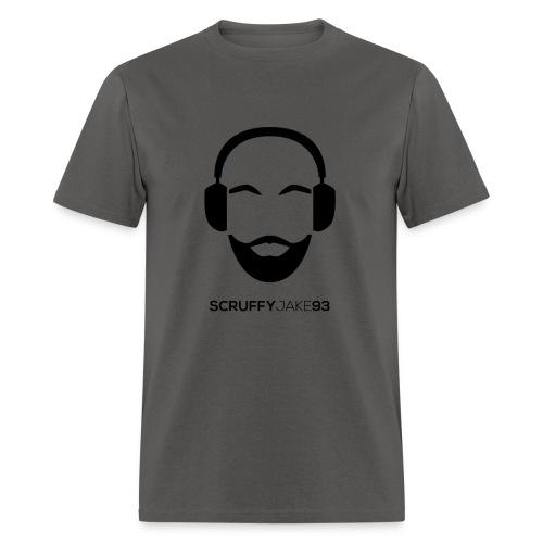 ScruffyJake93 Logo - Men's T-Shirt