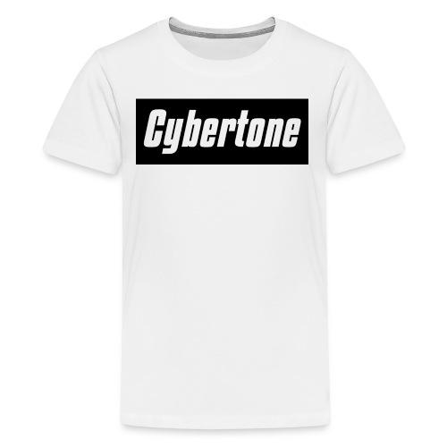 B/W transparent(Shirt) - Kids' Premium T-Shirt
