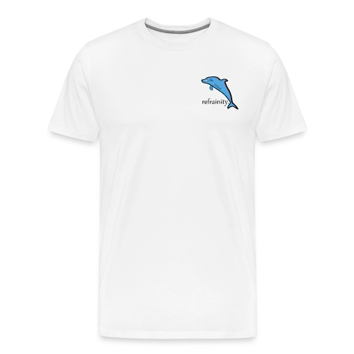 Dolphino - Men's Premium T-Shirt