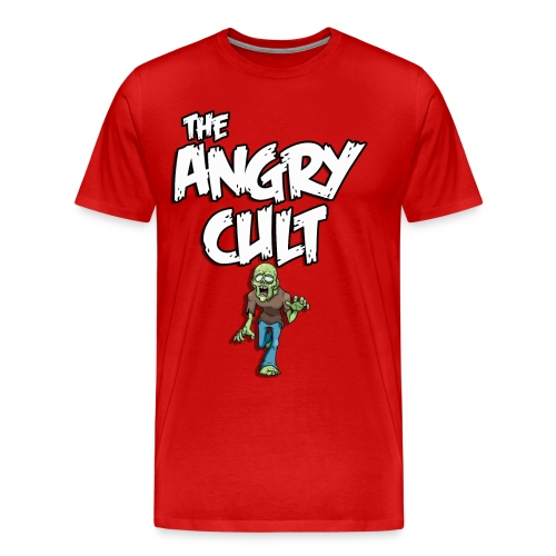 The Angry Cult Tee - Men's Premium T-Shirt