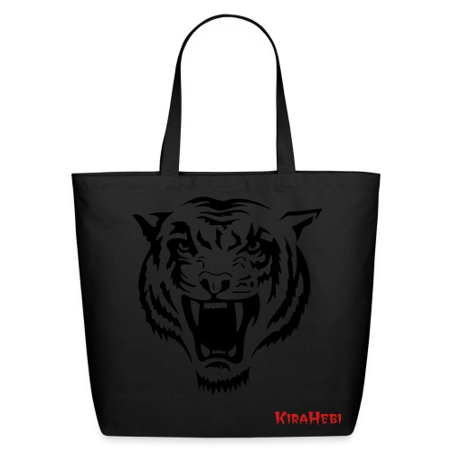 Tiger Bag - Eco-Friendly Cotton Tote