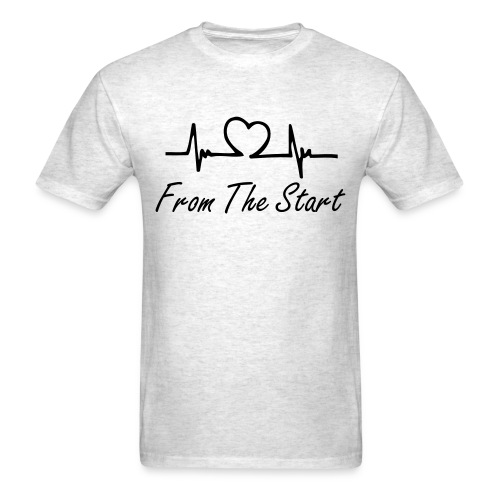 FTS Heartbeat Tee - Men's T-Shirt