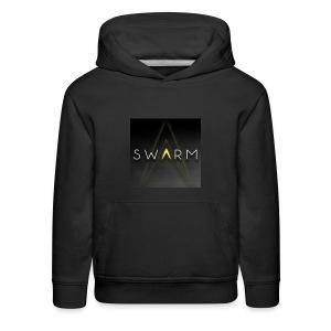 Swarm_Eclipzzz - Kids' Premium Hoodie