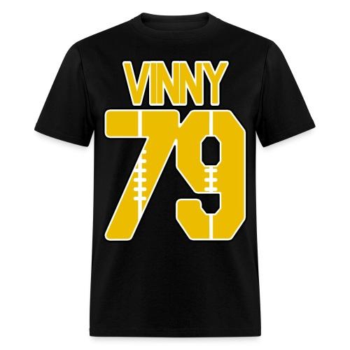 Vinny #79 (Throwback design) - Men's T-Shirt