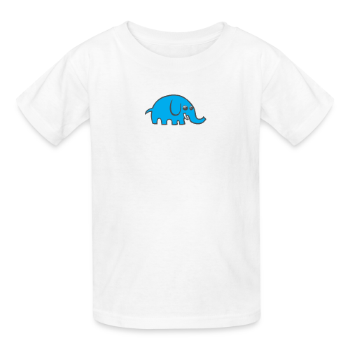 Cartoon elephant - Kids' T-Shirt