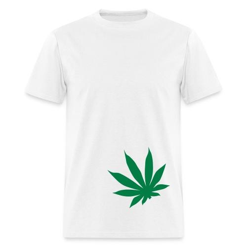 Pot Leaf T-shirt - Men's T-Shirt
