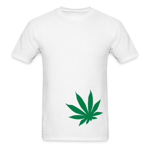 Pot Leaf T-shirt - Men's T-Shirt
