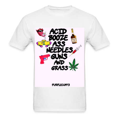 Song 4 you - Men's T-Shirt