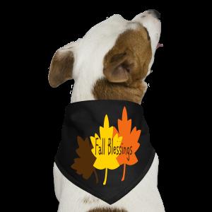 Fall Blessings - Dog Bandana