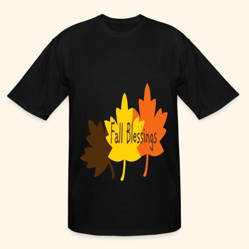Fall Blessings - Men's Tall T-Shirt