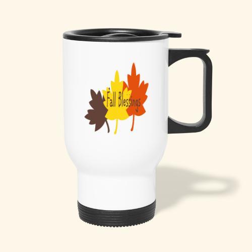 Fall Blessings - Travel Mug
