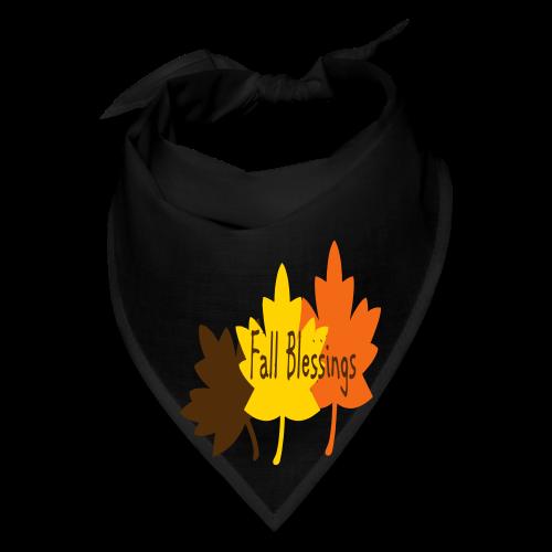 Fall Blessings - Bandana