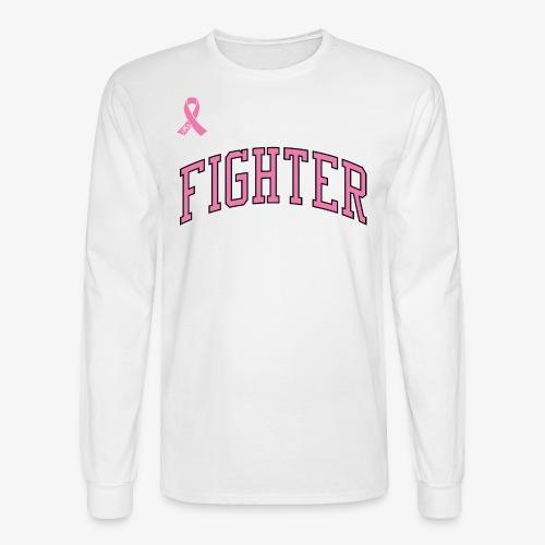 PINK FIGHTER Men's Long Sleeve - Men's Long Sleeve T-Shirt