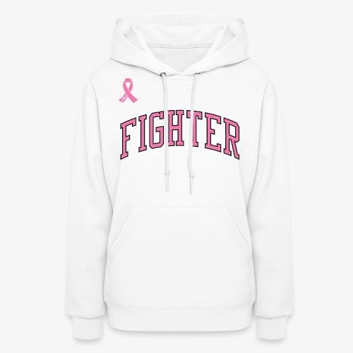 PINK FIGHTER Women's Hoodie - Women's Hoodie