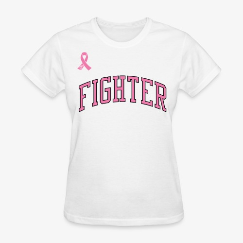 PINK FIGHTER Women's Tee - Women's T-Shirt