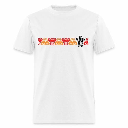 Phoenix Stripe Men's T-Shirt - Black Type - Men's T-Shirt