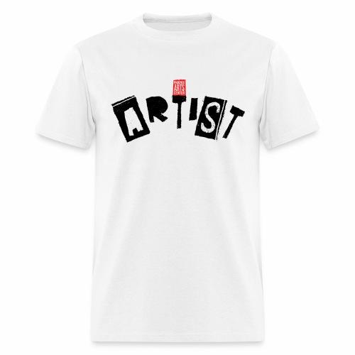 Phoenix Artist Men's T-Shirt - Black Type - Men's T-Shirt
