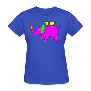 Elefunk! - Women's T-Shirt
