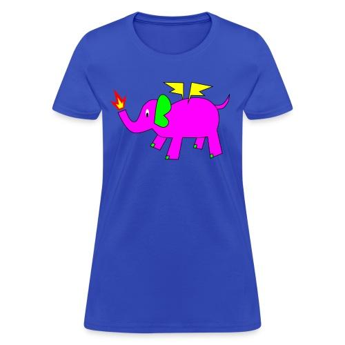 Elefunk! - Women's T-Shirt