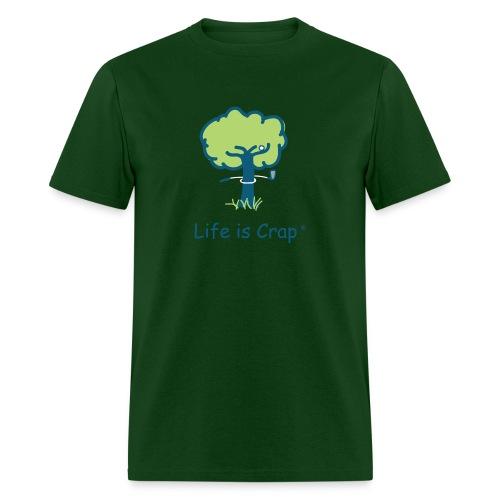 Golf Tree Men's Standard Weight T-Shirt - Men's T-Shirt