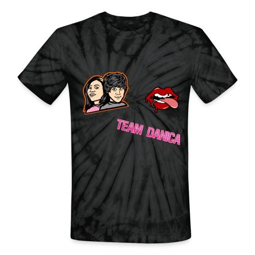 Team Danica | Unisex - Unisex Tie Dye T-Shirt