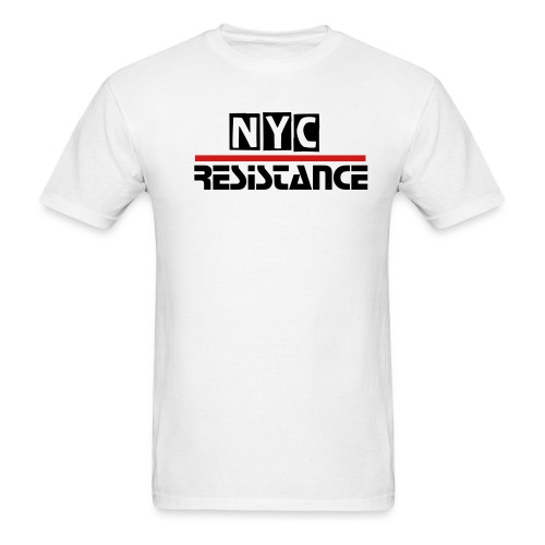 NYCresistance - Freedom Force Edition V5 - Men's T-Shirt