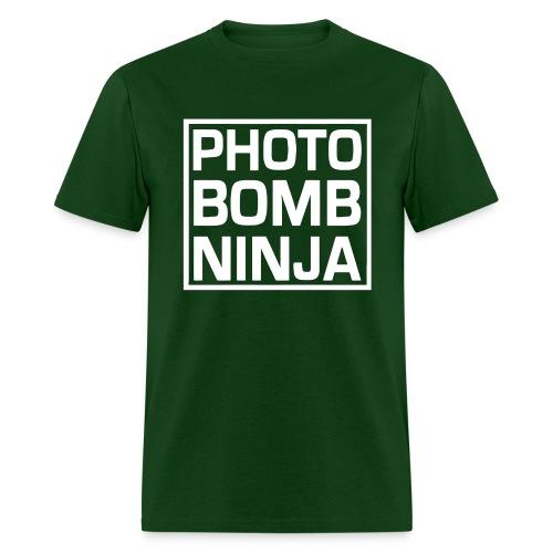 Photo Bomb - Men's T-Shirt