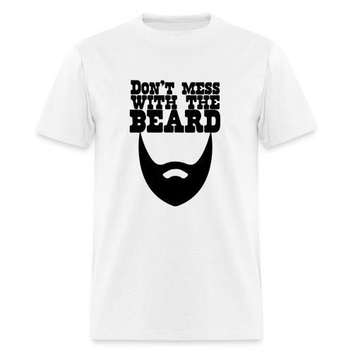 Beards are better - Men's T-Shirt